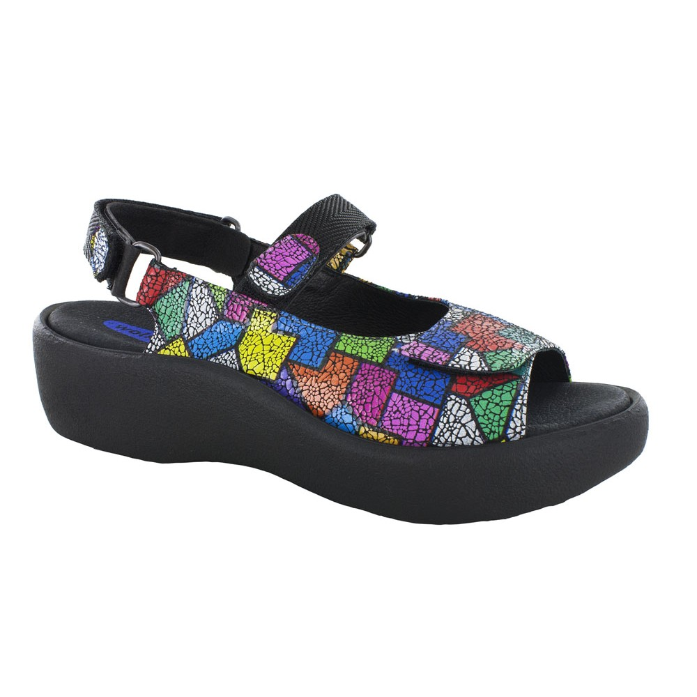 Wolky - Womens 3204 Jewel Sandals