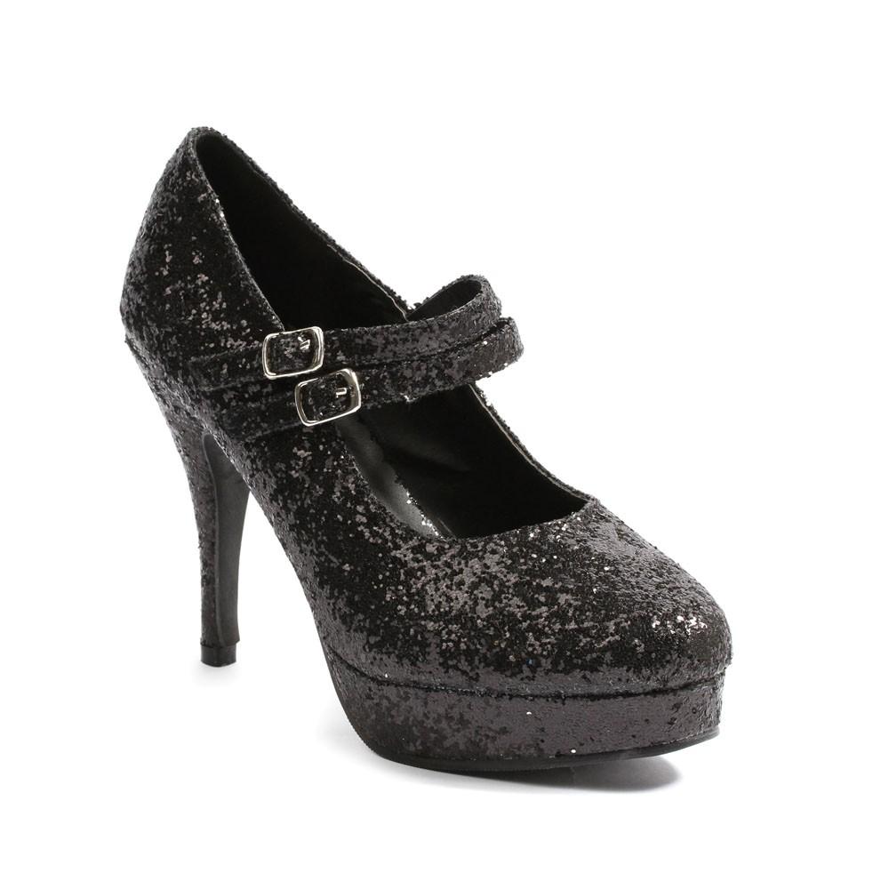 8b94070de0e ... 421-jane-g Pumps Black Glitter