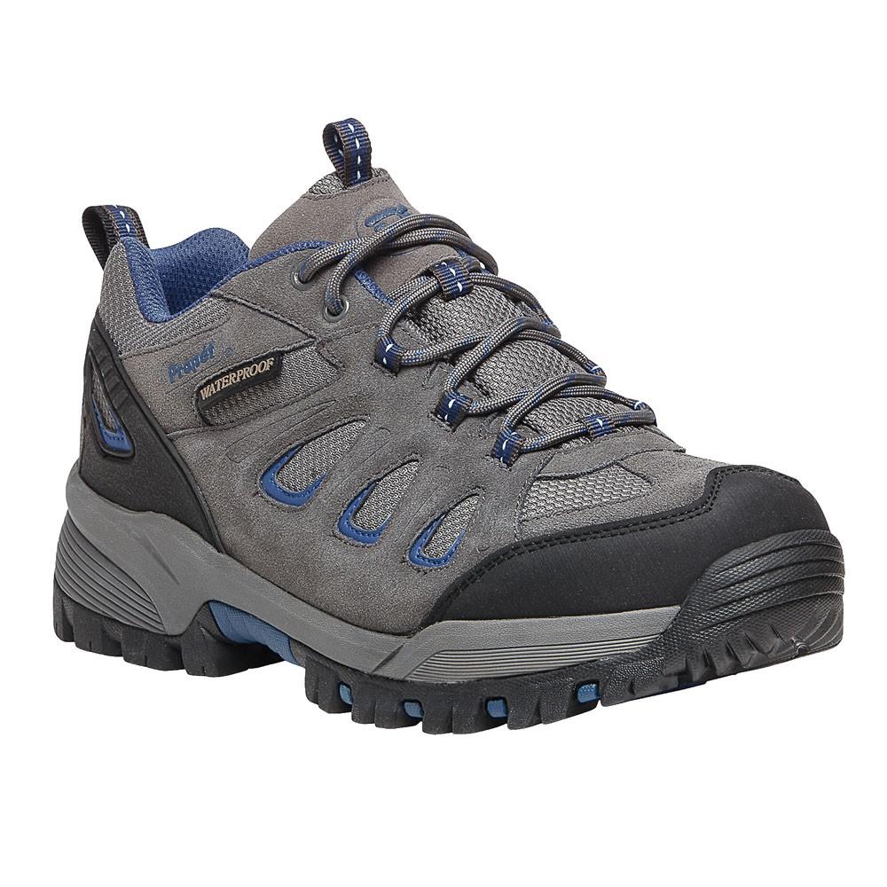 Propet - Mens Ridge Walker Low Suede Boots