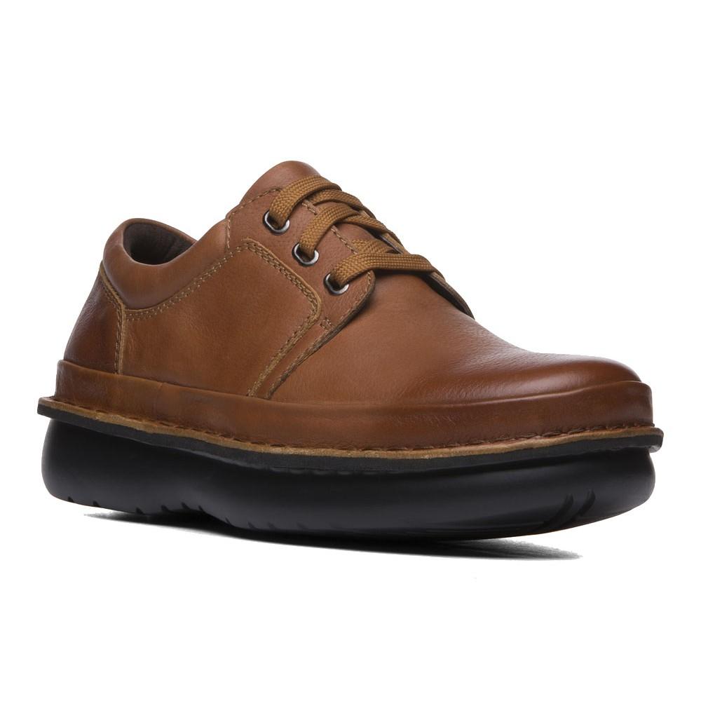 Propet - Mens Villager Leather Oxfords