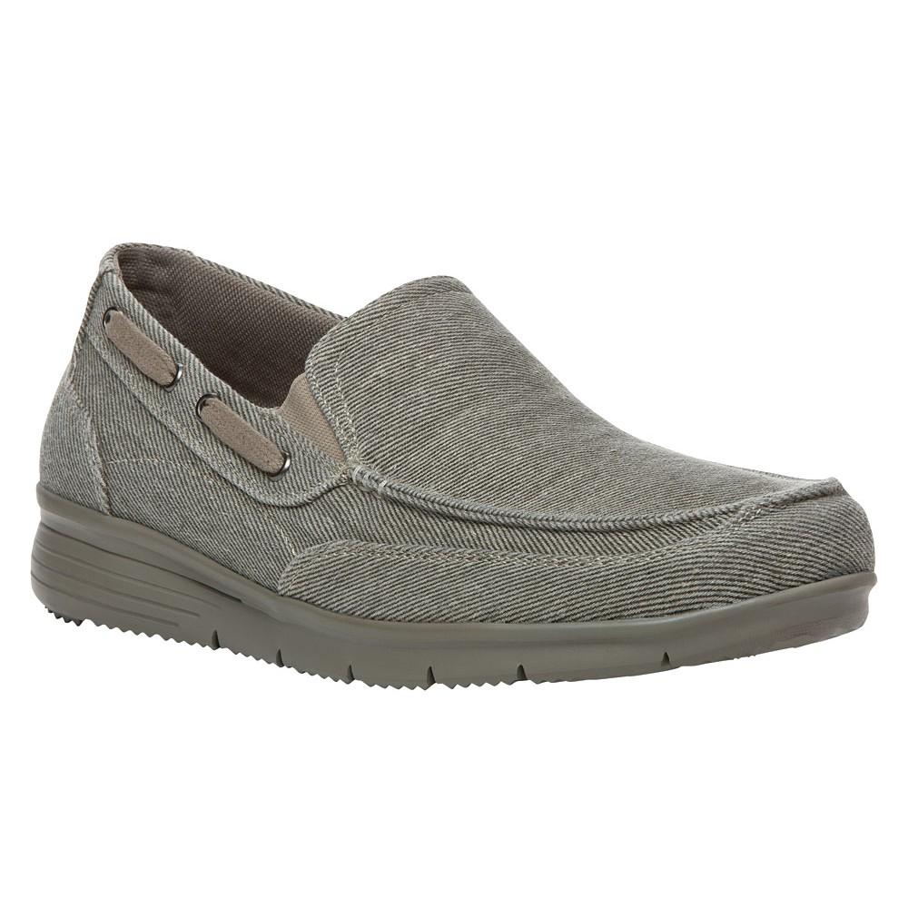 Propet - Mens Sawyer Canvas Shoes