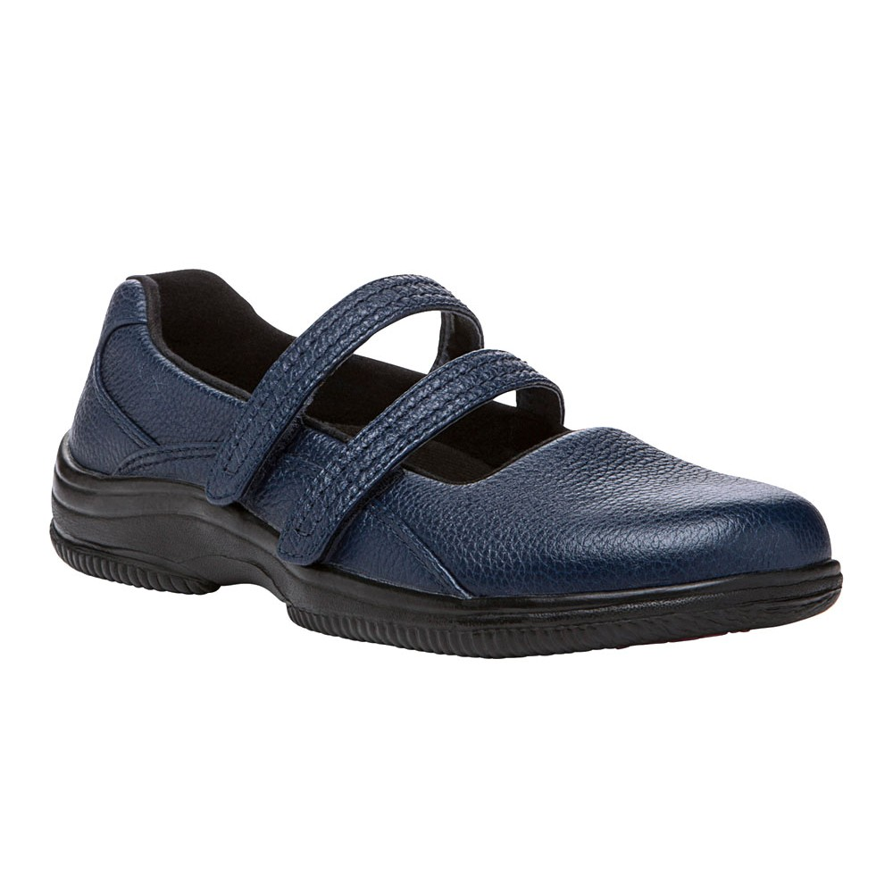 Propet - Womens Twilight Synthetic Flats
