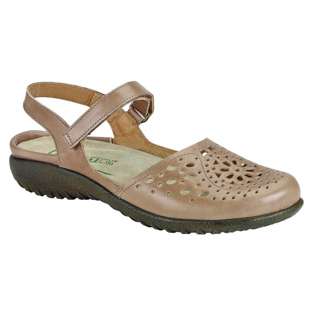 cfe5e1034520 Naot - Womens Arataki Sandals Arizona Tan Leather