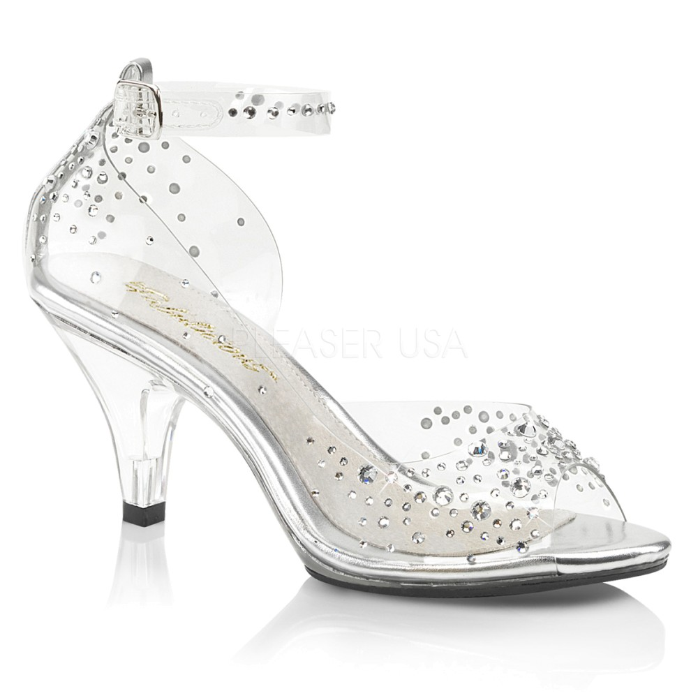 Fabulicious - Womens BELLE-330RS Shoes
