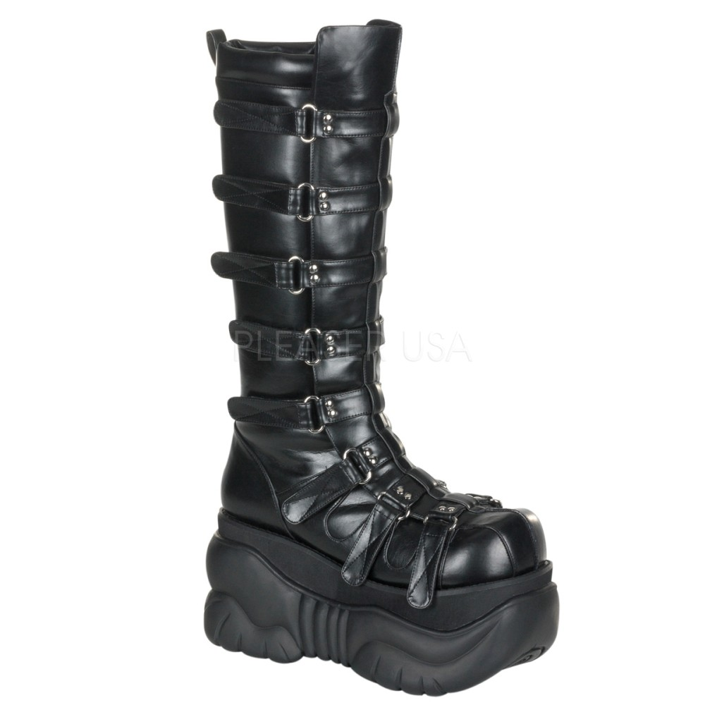 Demonia - Mens BOXER-200 Vegan Boots