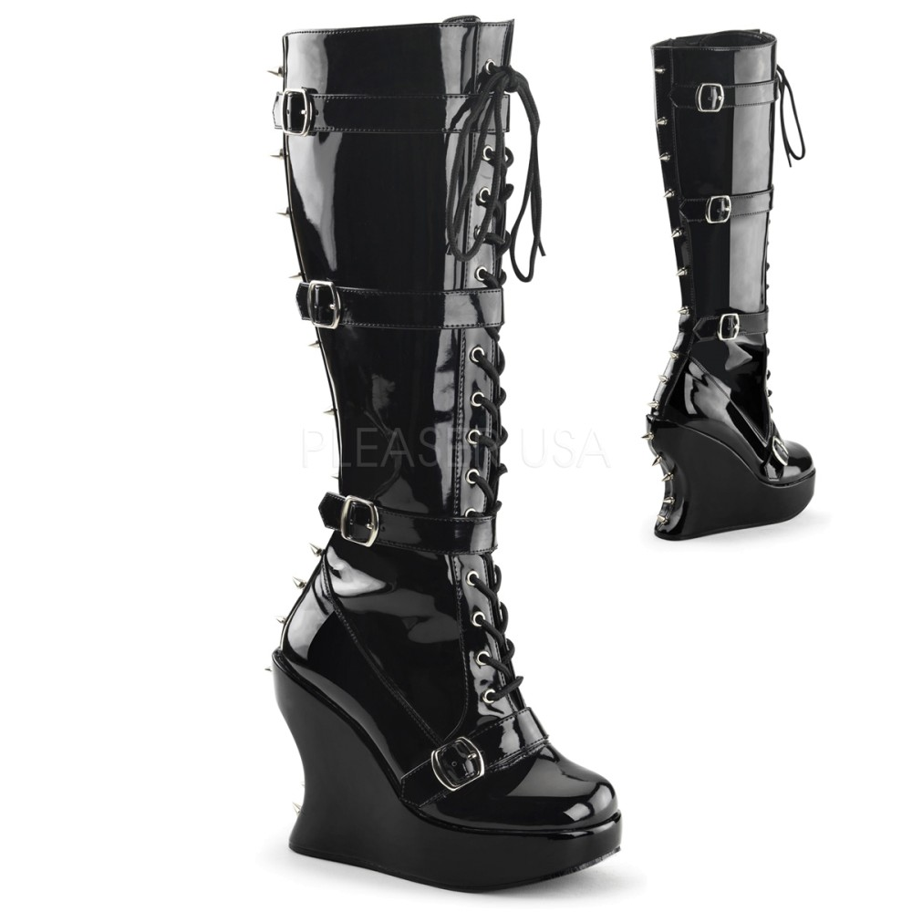 Demonia - Womens BRAVO-108 Vegan Boots