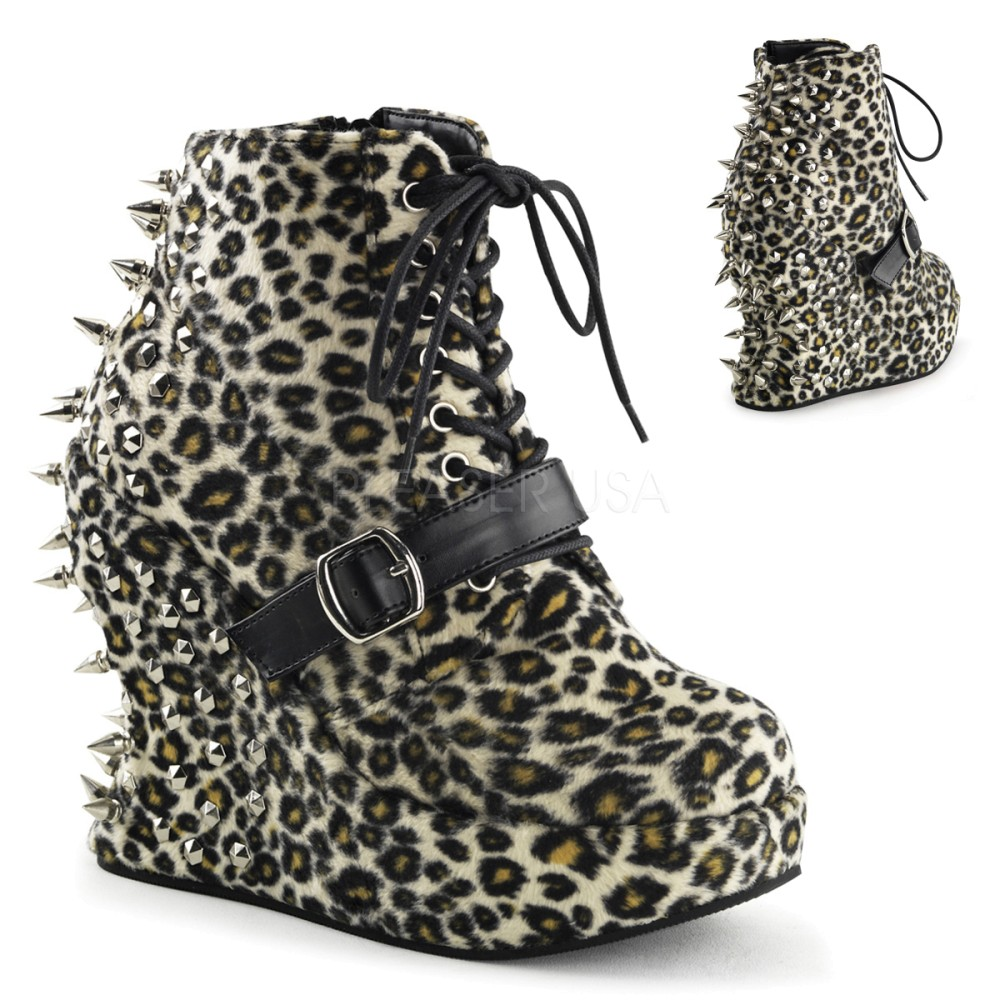 Demonia - Womens BRAVO-23 Vegan Boots
