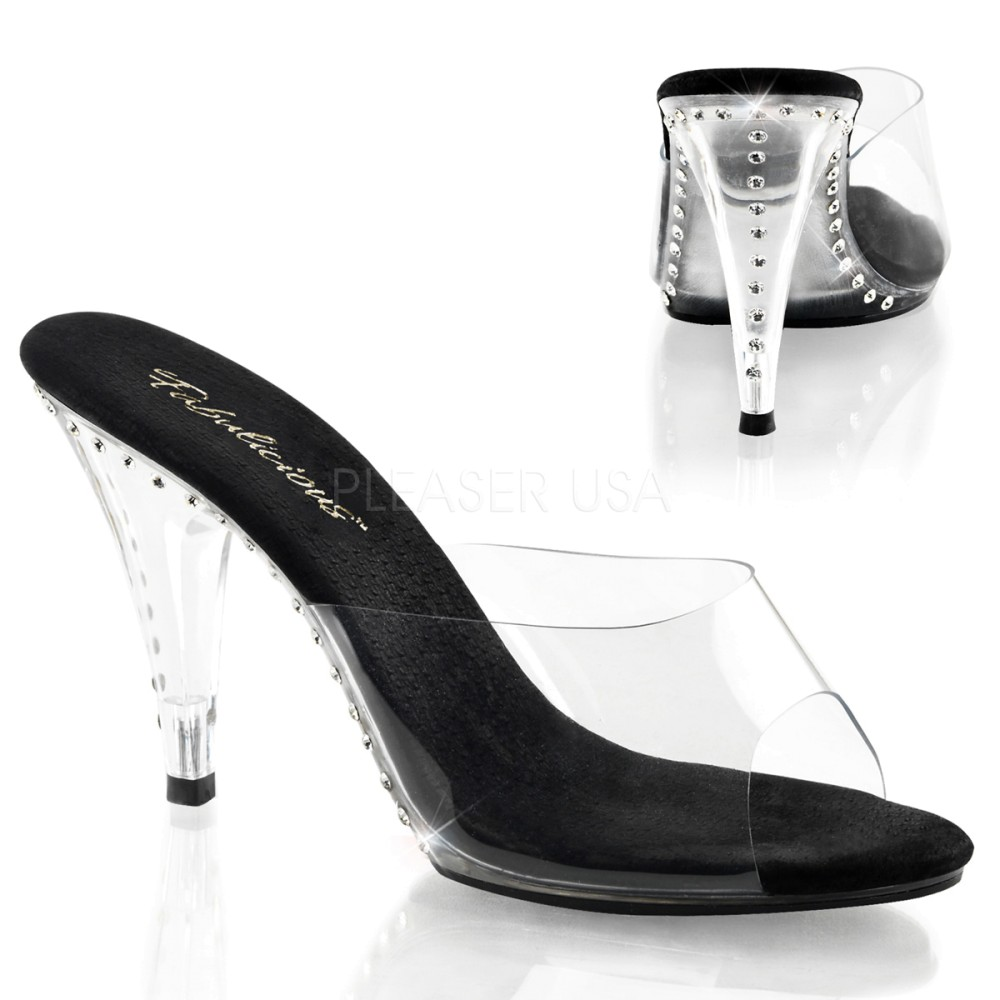 Fabulicious - Womens CARESS-401LS Shoes