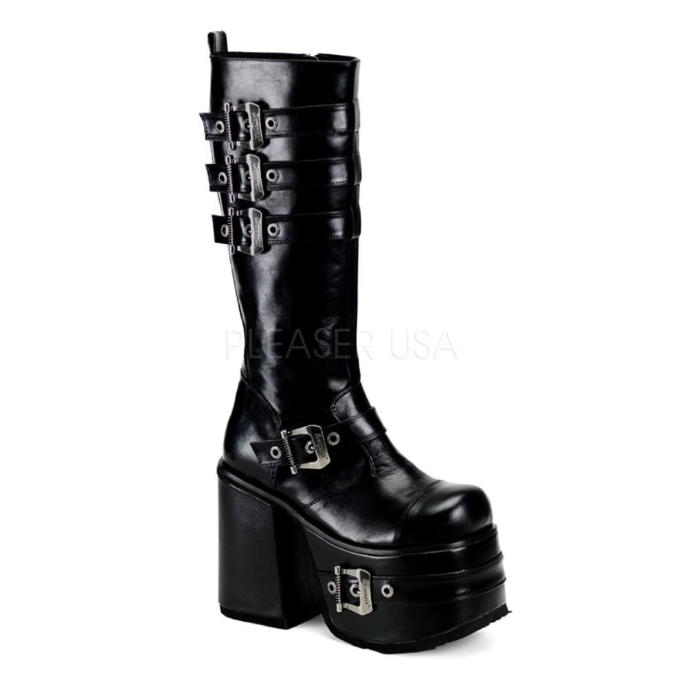 Demonia - Womens CHOPPER-101 Vegan Boots