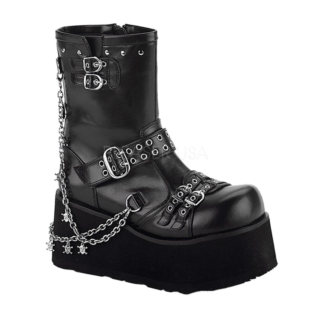 Demonia - Womens CLASH-430 Vegan Boots