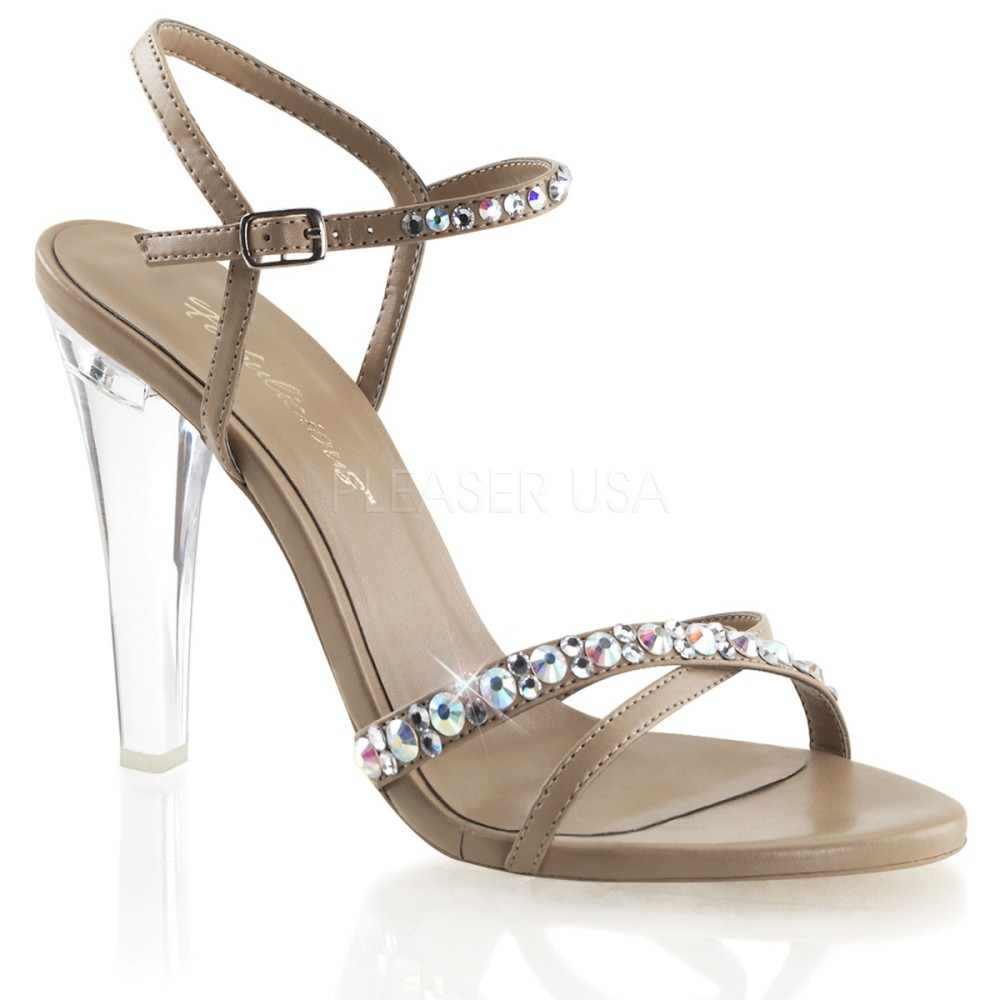 Fabulicious - Womens CLEARLY-415 Shoes