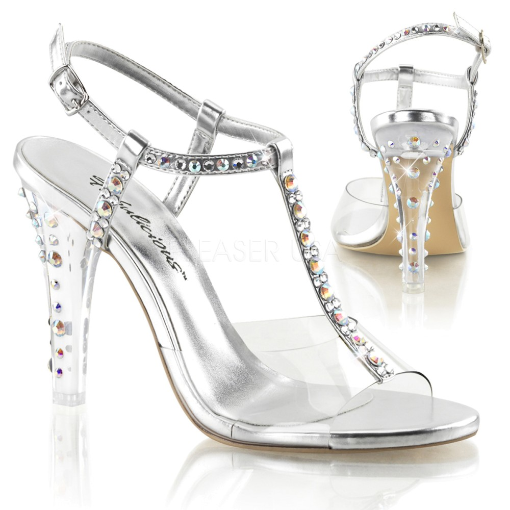 Fabulicious - Womens CLEARLY-426 Shoes