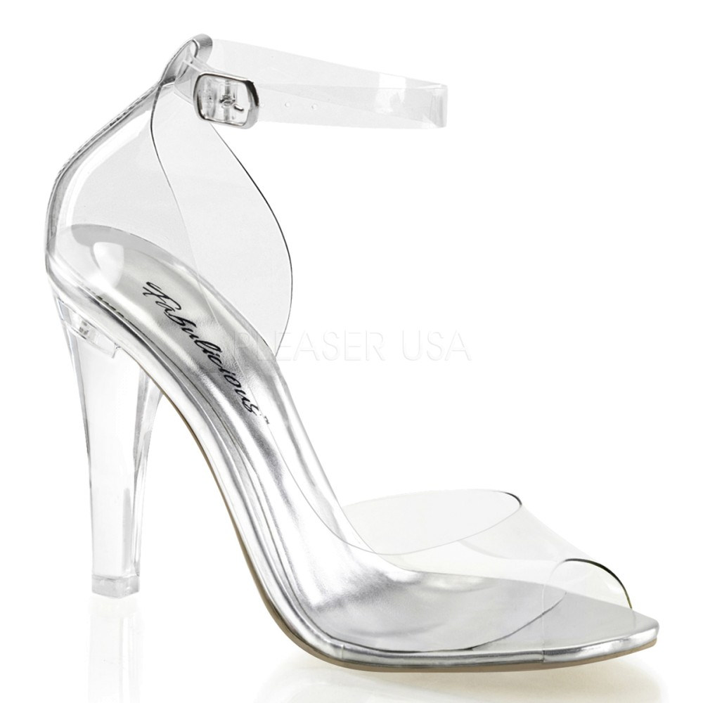 Fabulicious - Womens CLEARLY-430 Shoes