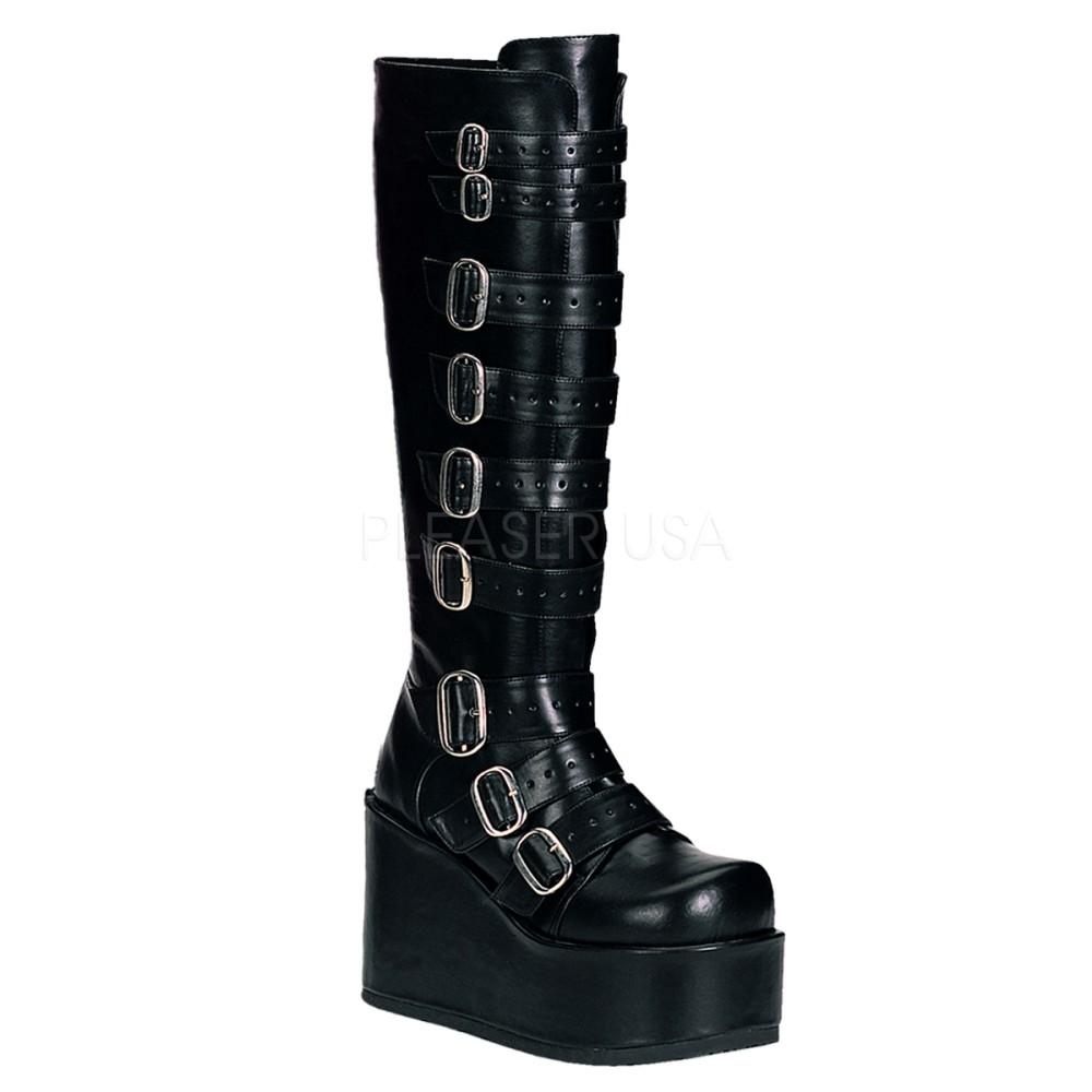 Demonia - Womens CONCORD-108 Vegan Boots