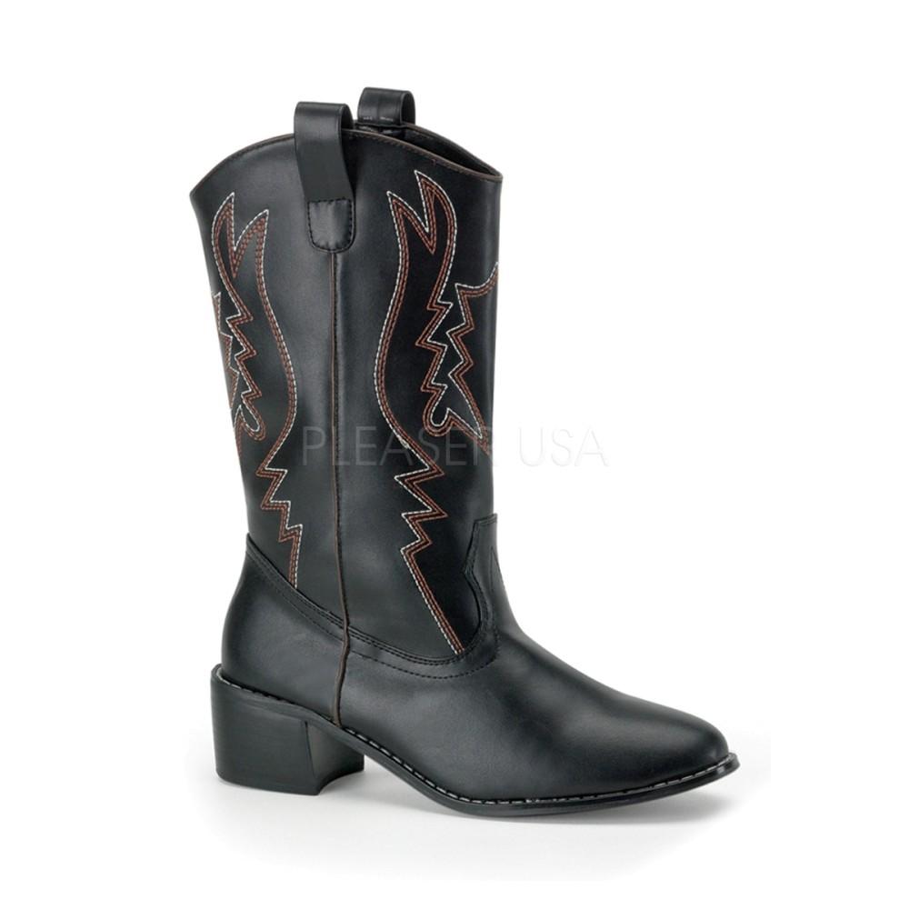 Funtasma - Mens COWBOY-100 Men's Boots