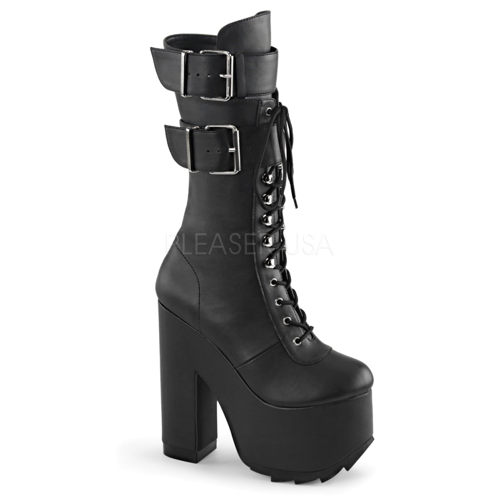 Demonia - Womens CRAMPS-202 Vegan Boots