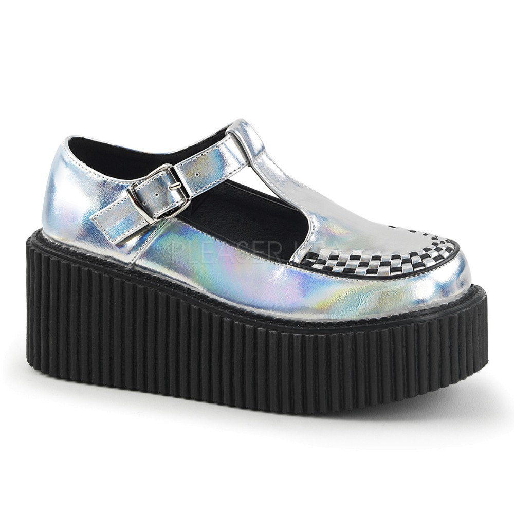 Demonia - Womens CREEPER-214 Creepers