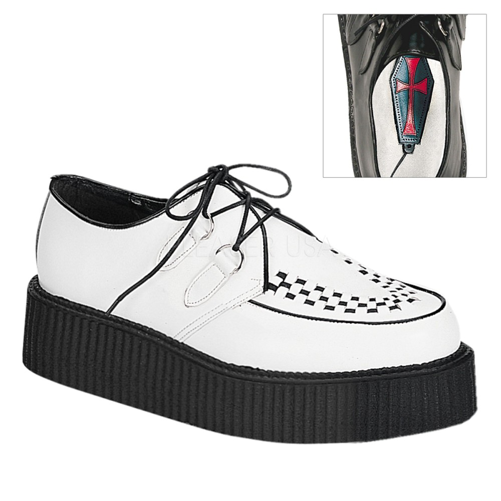 Demonia - Womens CREEPER-402 Creepers