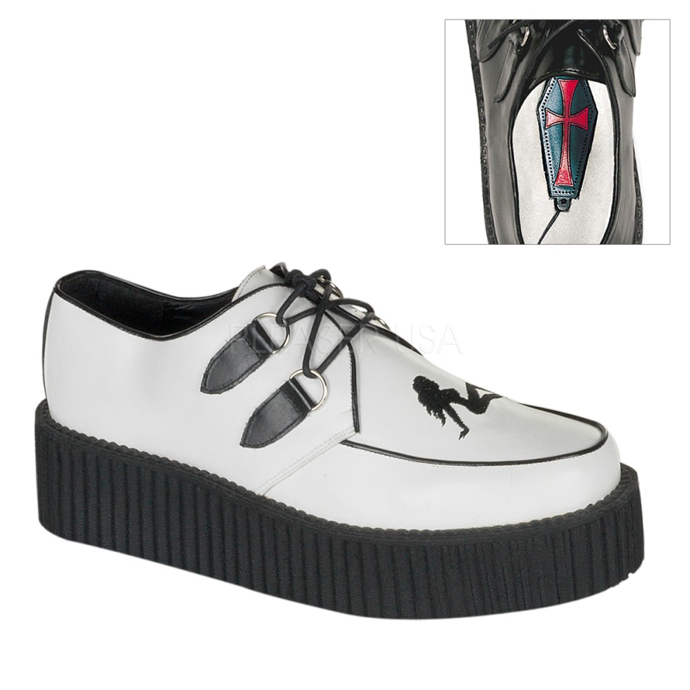 Demonia - Womens CREEPER-430 Creepers