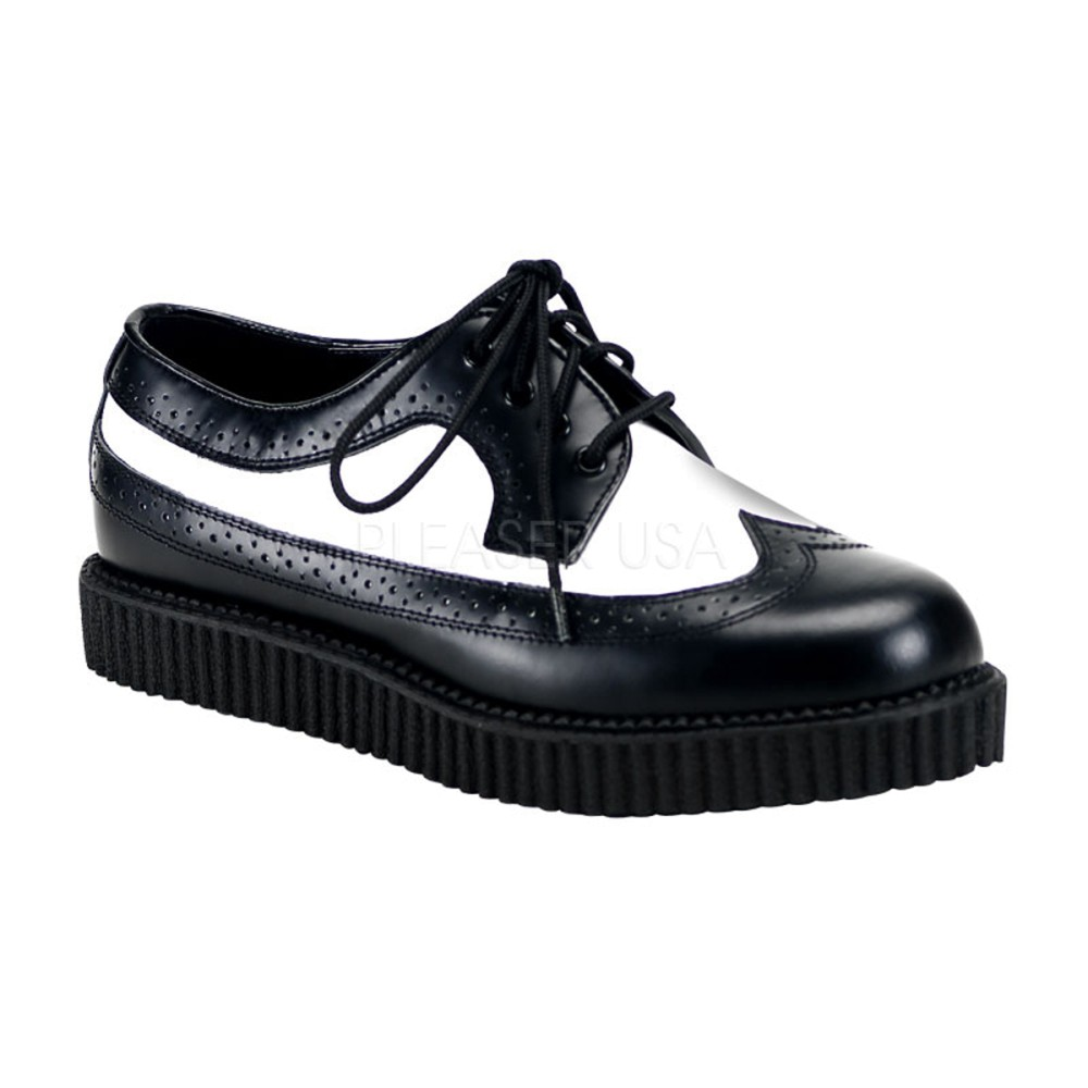 Demonia - Mens CREEPER-608 Creepers