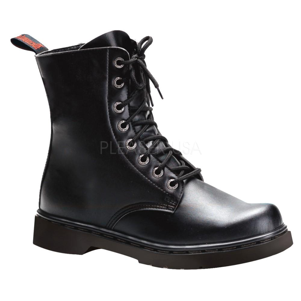 Demonia - Unisex DEFIANT-100 Vegan Boots