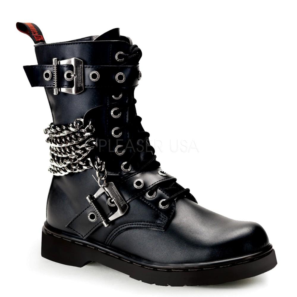 Demonia - Mens DEFIANT-204 Vegan Boots