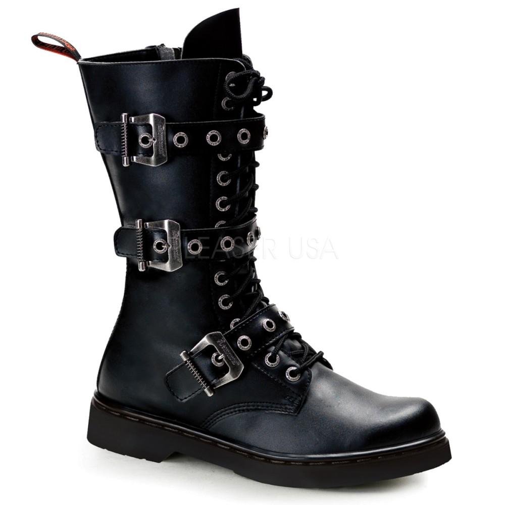Demonia - Mens DEFIANT-303 Vegan Boots