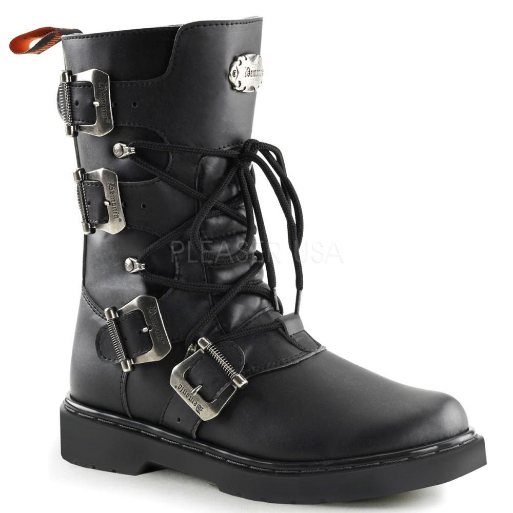 Demonia - Unisex DEFIANT-306 Vegan Boots