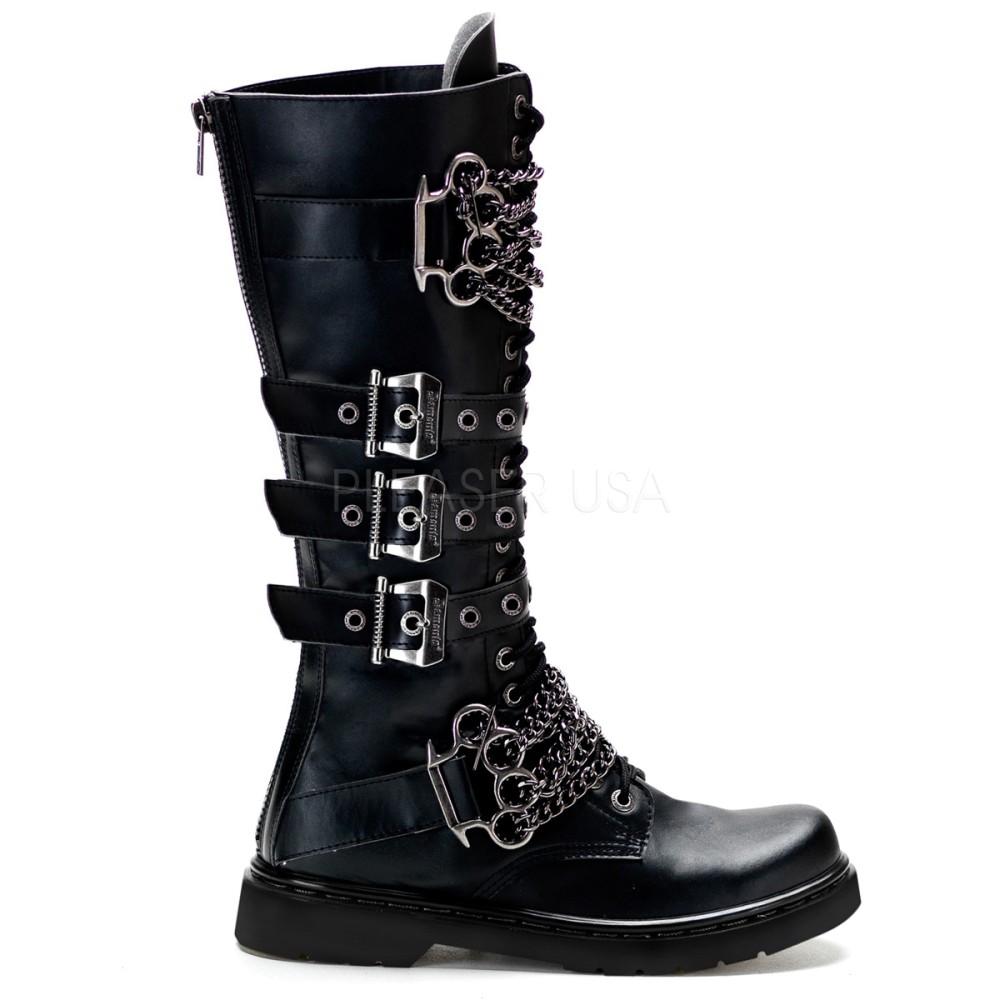 Demonia - Mens DEFIANT-402 Vegan Boots