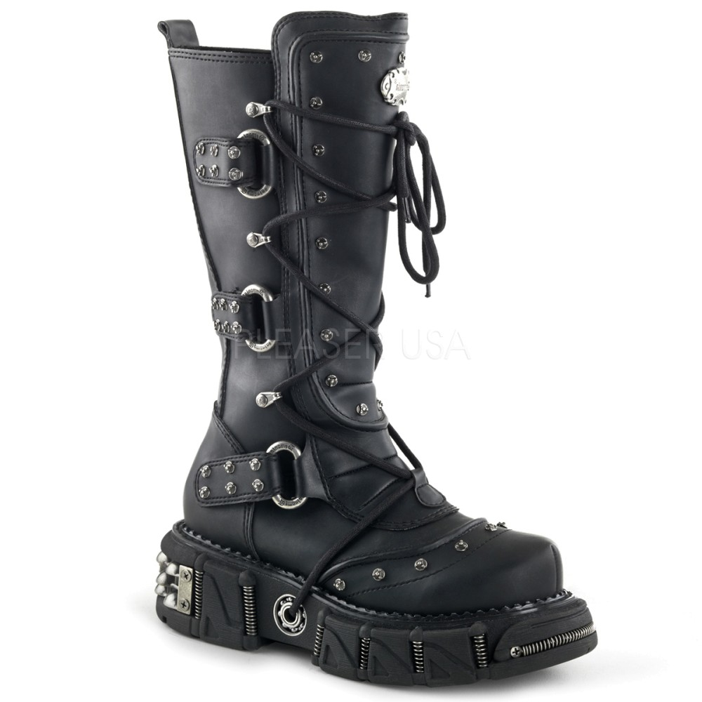 Demonia - Mens DMA-3000 Vegan Boots