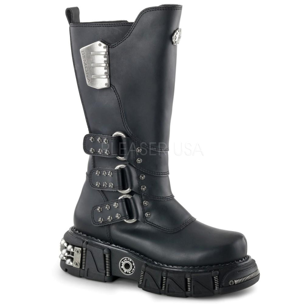 Demonia - Unisex DMA-3003 Vegan Boots