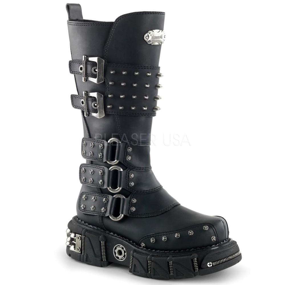 Demonia - Unisex DMA-3004 Vegan Boots