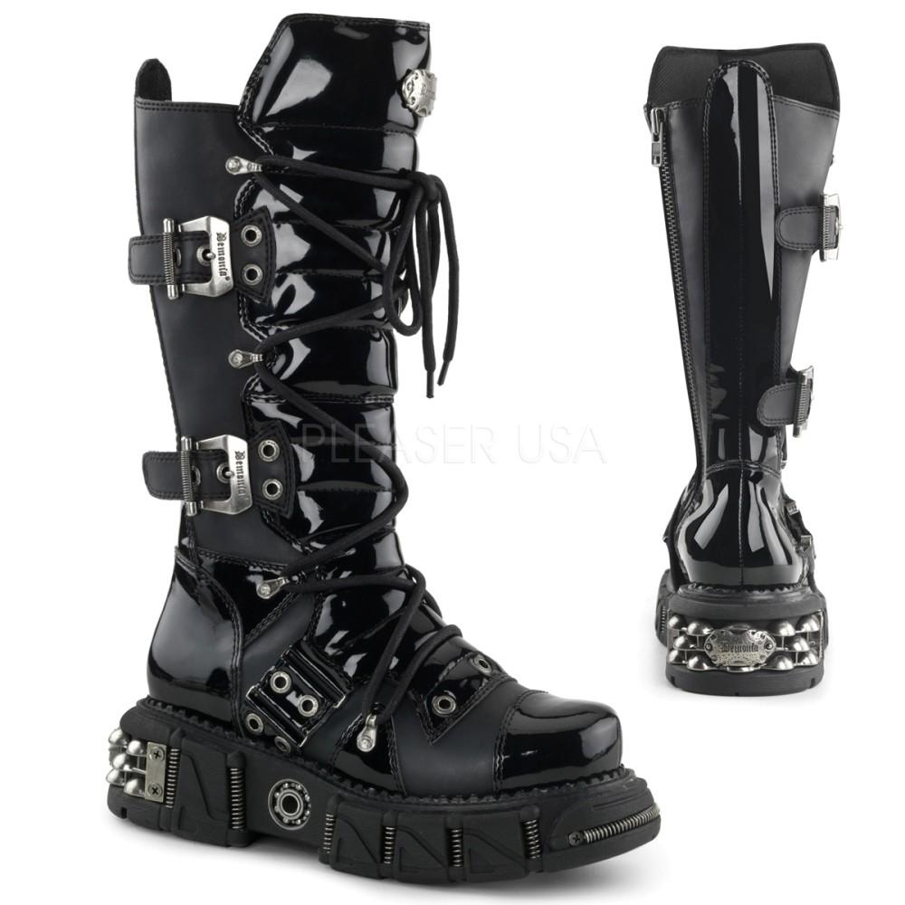Demonia - Unisex DMA-3006 Vegan Boots