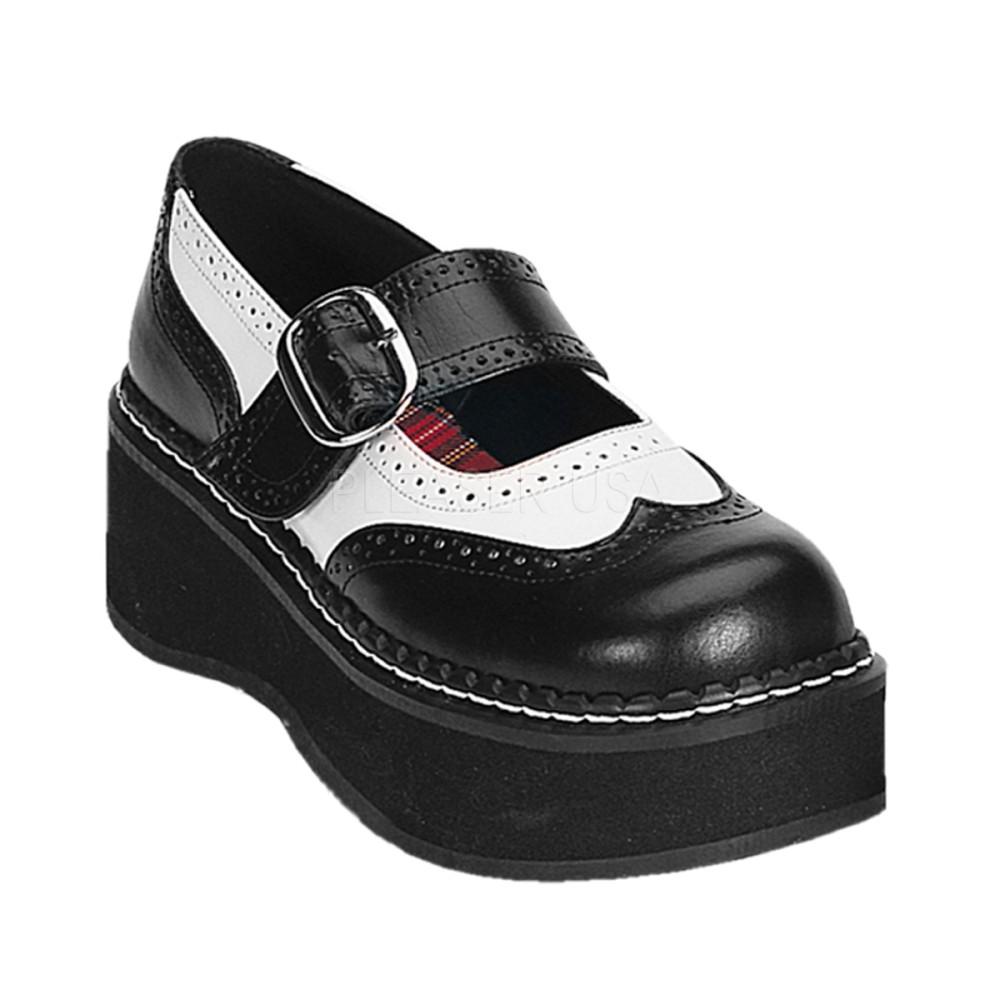 Demonia - Womens EMILY-302 Platform Sandals & Shoes