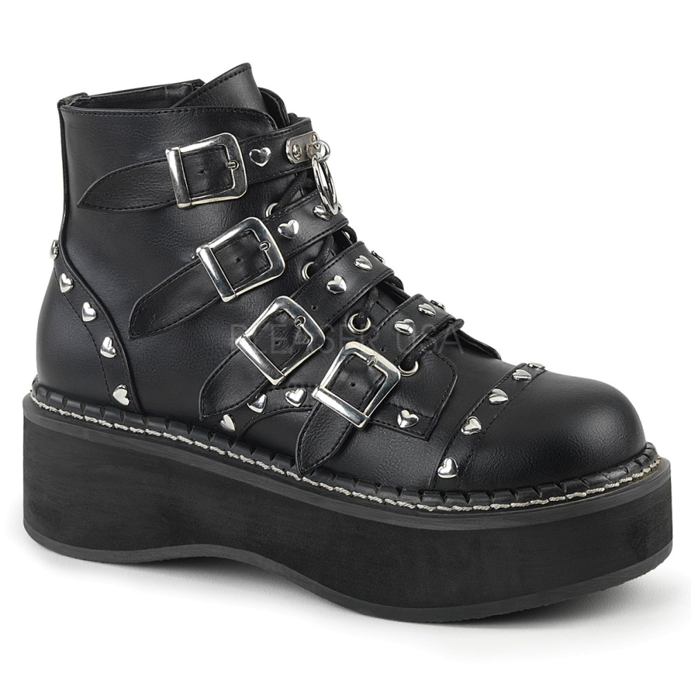 Demonia - Womens EMILY-315 Vegan Boots