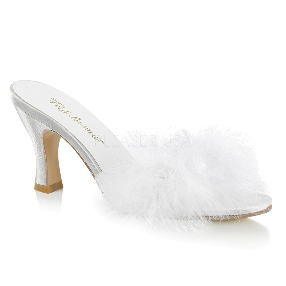 Fabulicious - Womens FLAPPER-01F Shoes