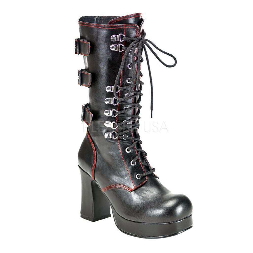 Demonia - Womens GOTHIKA-101 Vegan Boots
