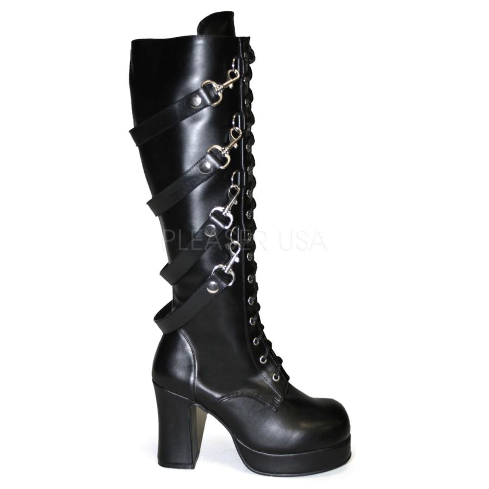Demonia - Womens GOTHIKA-209 Vegan Boots
