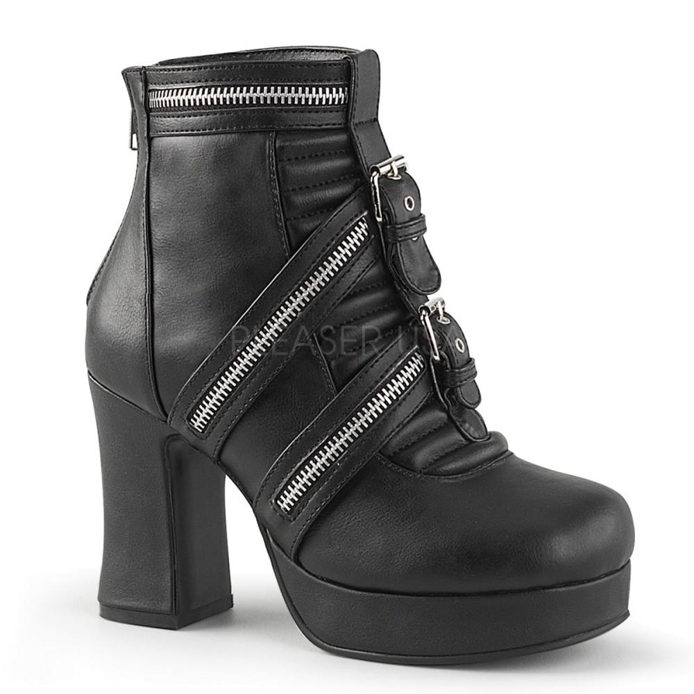 Demonia - Womens GOTHIKA-50 Vegan Boots