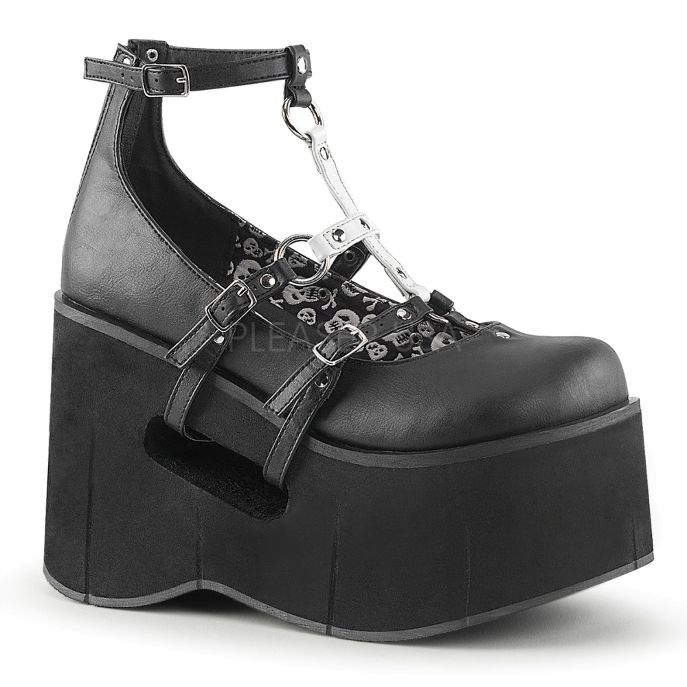 Demonia - Womens KERA-09 Platform Sandals & Shoes