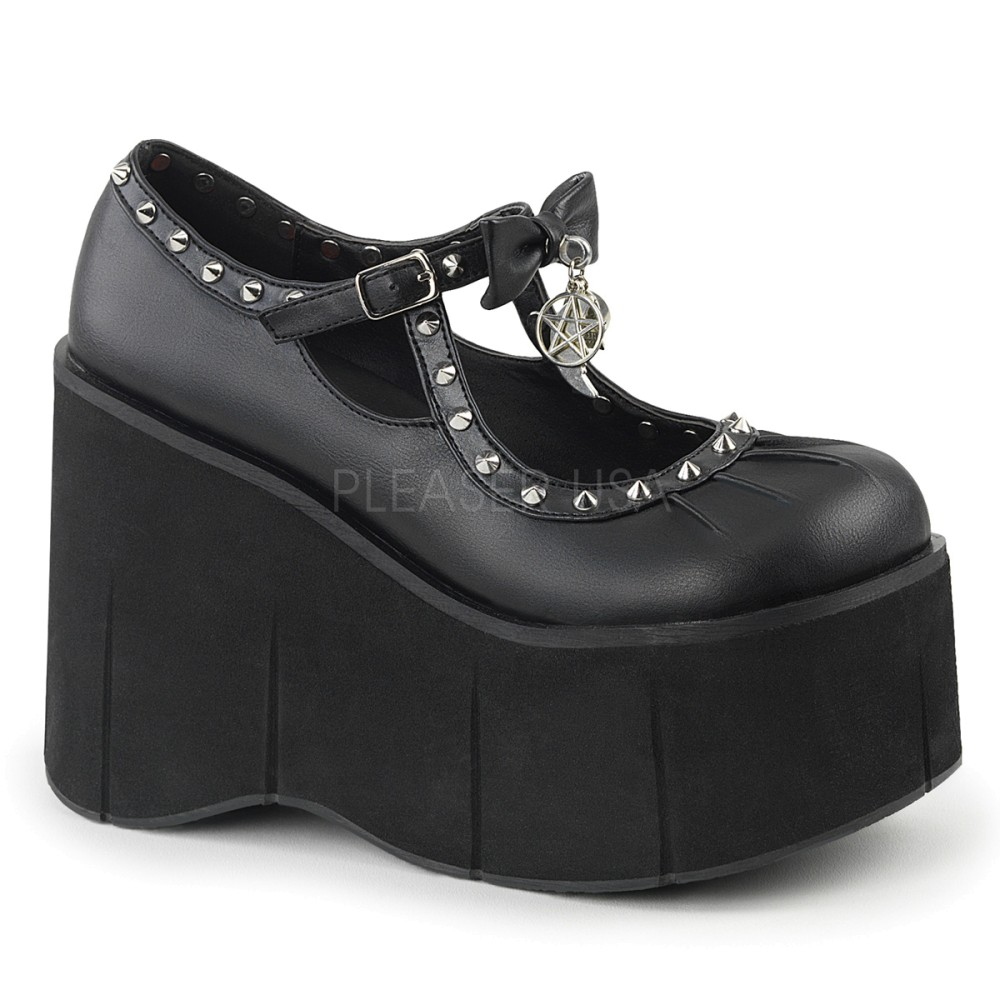 Demonia - Womens KERA-14 Platform Sandals & Shoes