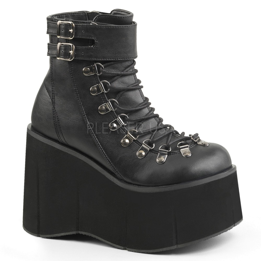 Demonia - Womens KERA-21 Platform Sandals & Shoes
