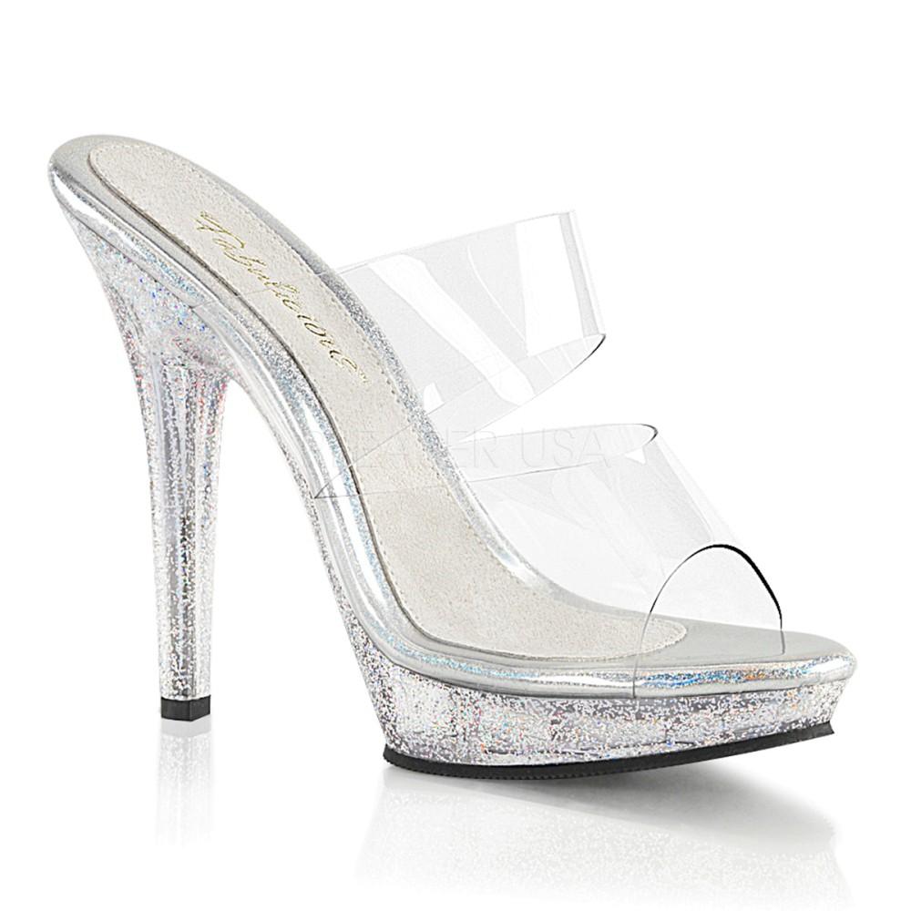 Fabulicious - Womens LIP-102MG Shoes