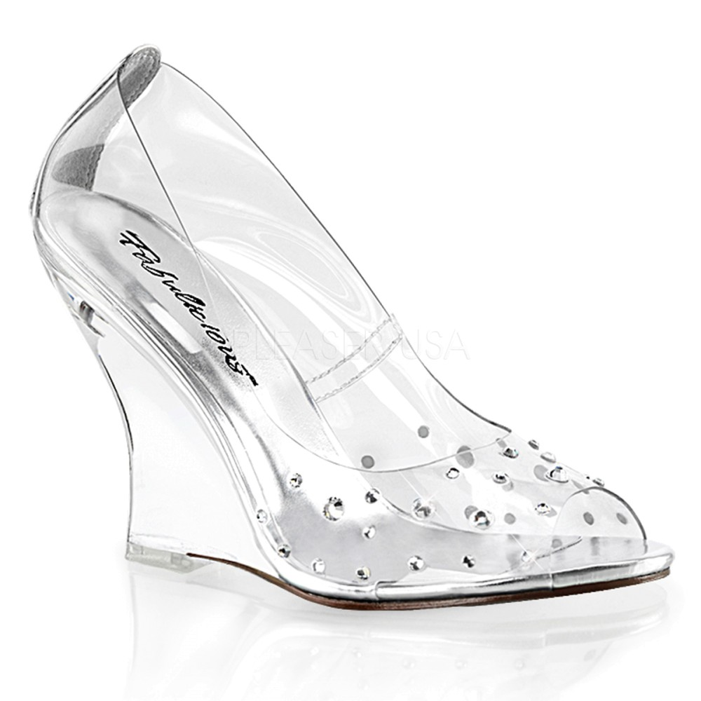Fabulicious - Womens LOVELY-420RS Shoes