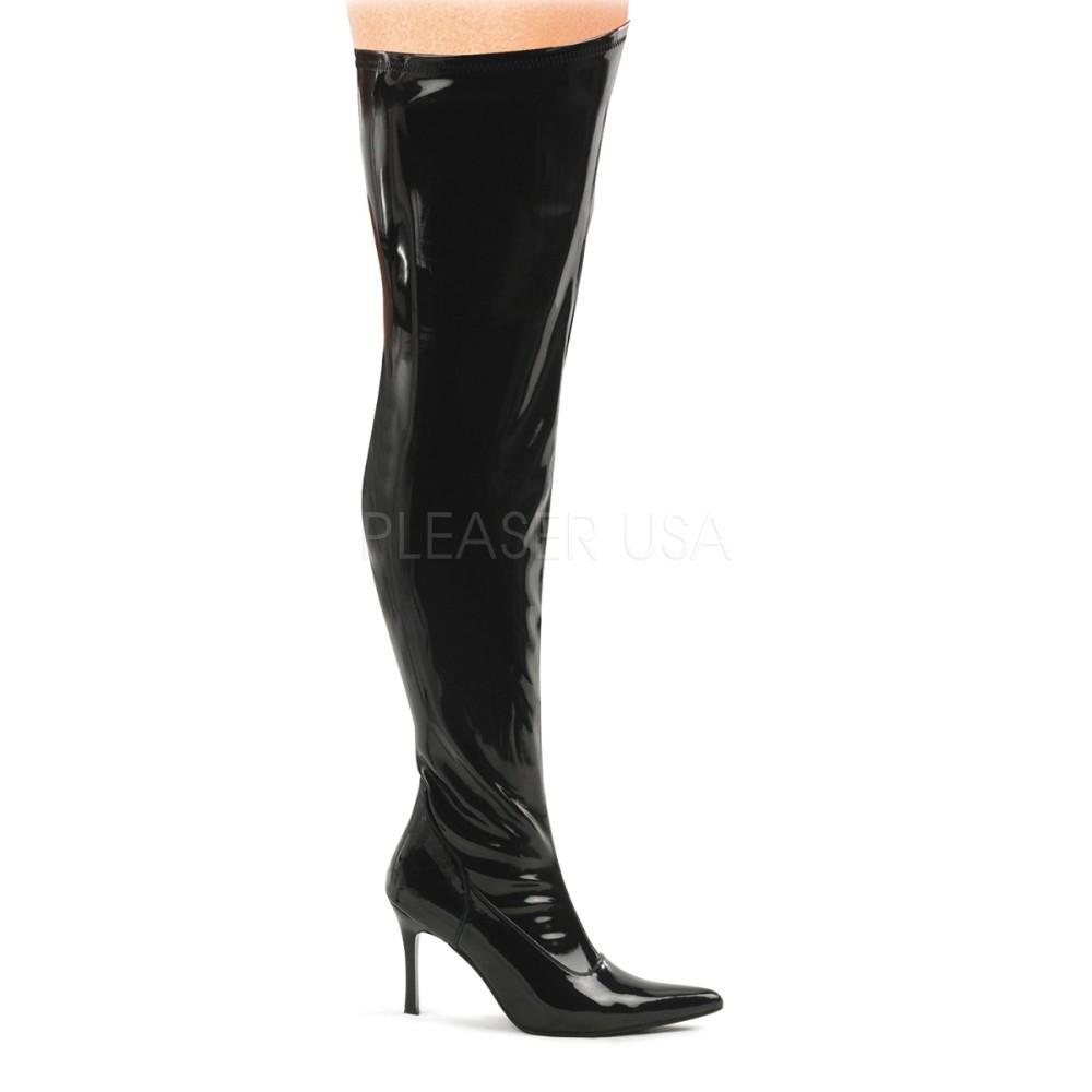 Funtasma - Womens LUST-3000X Plus Sizes & Wide Width/Shaft