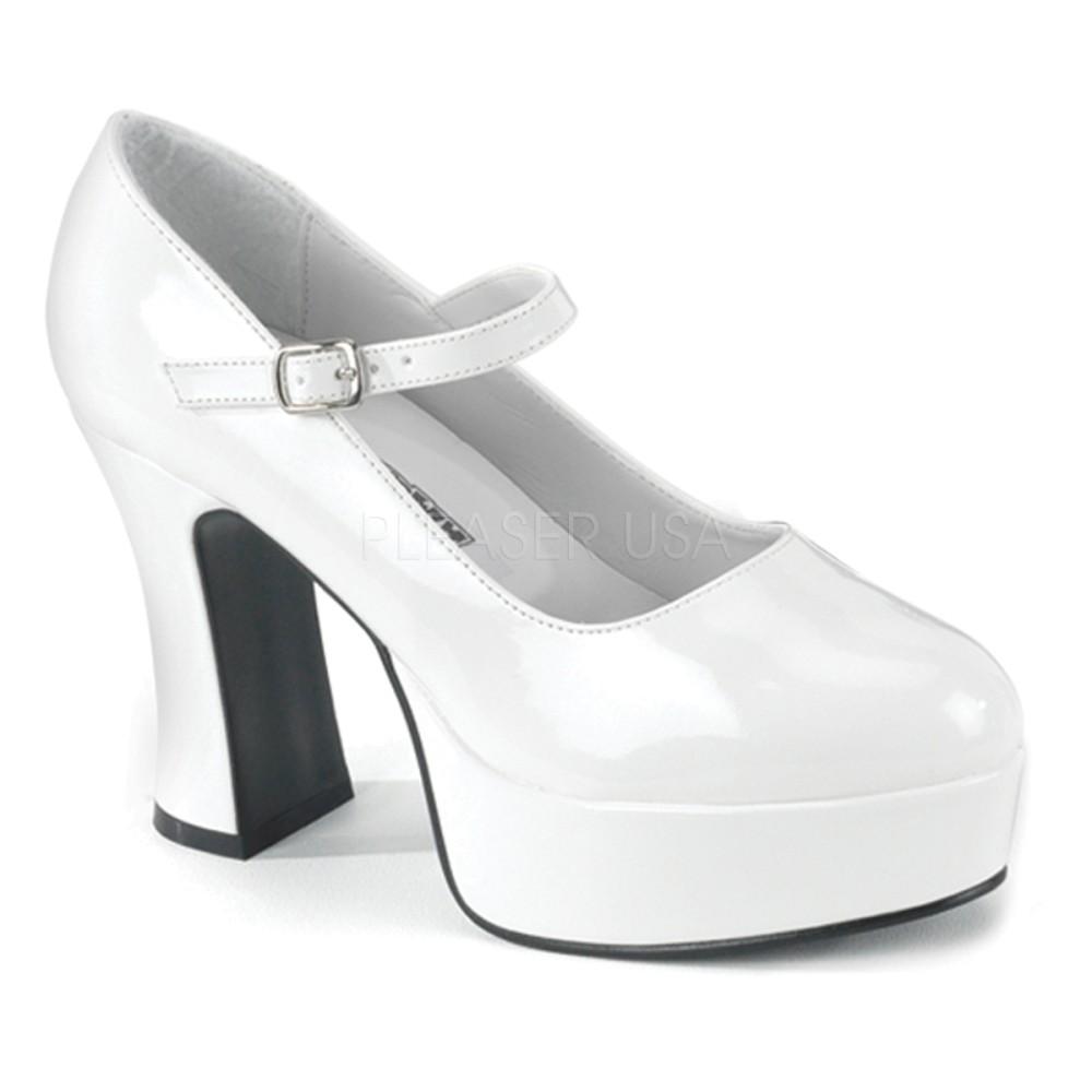 Funtasma - Womens MARYJANE-50X Plus Sizes & Wide Width/Shaft