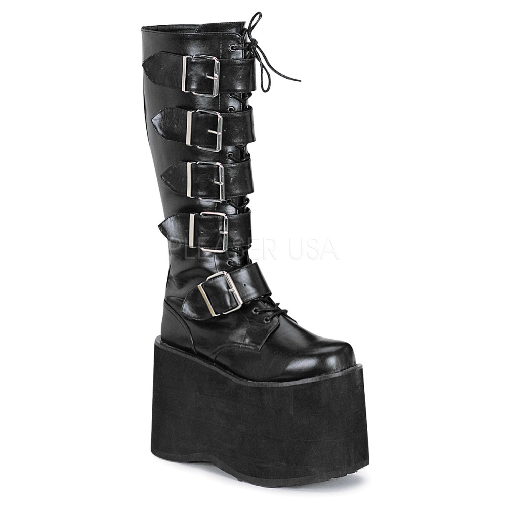 Demonia - Womens MEGA-618 Vegan Boots