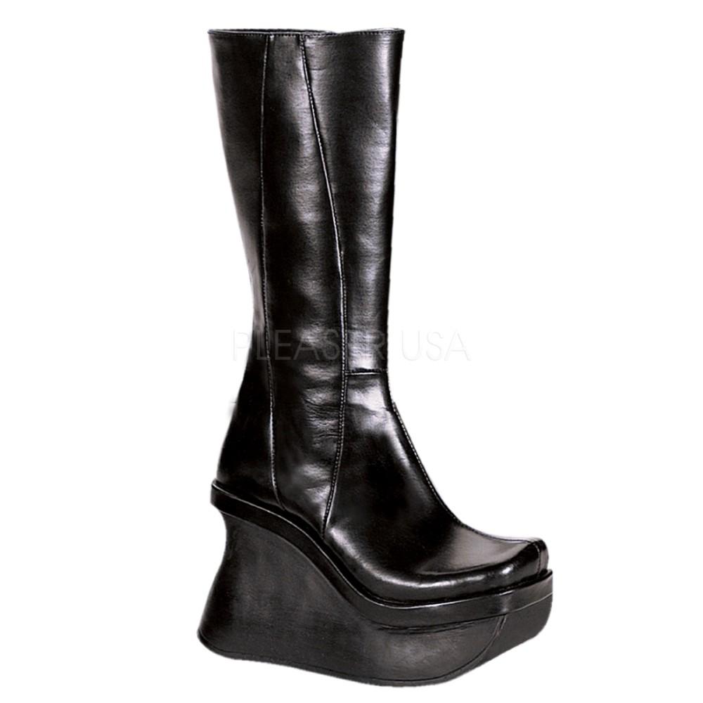 Demonia - Womens PACE-100 Vegan Boots