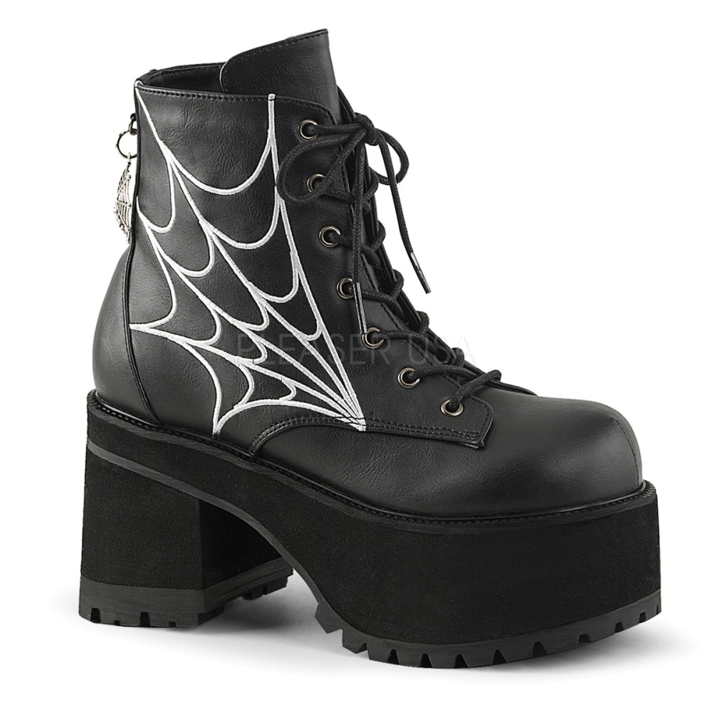 Demonia - Womens RANGER-105 Vegan Boots