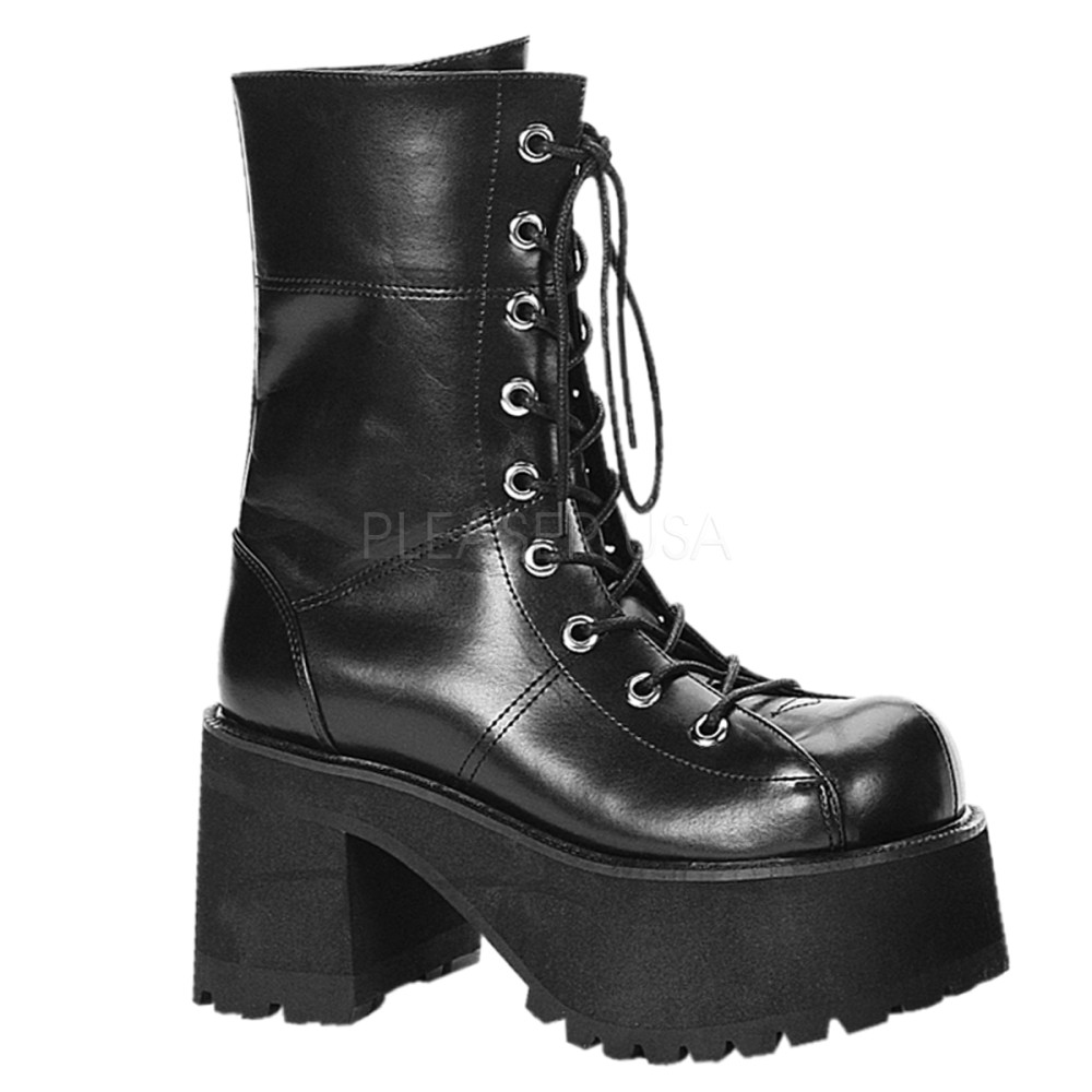 Demonia - Womens RANGER-301 Vegan Boots